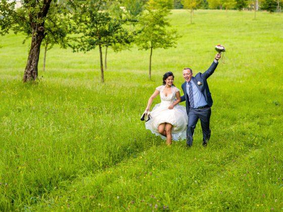 Hochzeitsfotograf Allgaeu Brautpaar Mariaberg Kempten