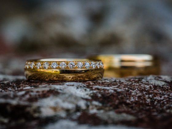 Hochzeitsfotograf Allgaeu Creativ City Ringe Gold