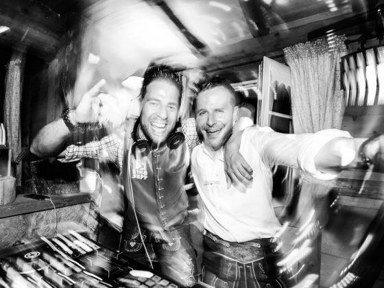Hochzeitsfotografie Allgäu Party Dj Momente