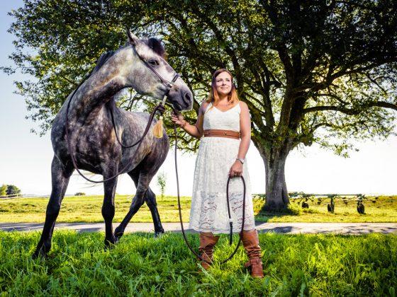 Tierfotograf Kempten edelformat Pferdeshooting Allgaeu