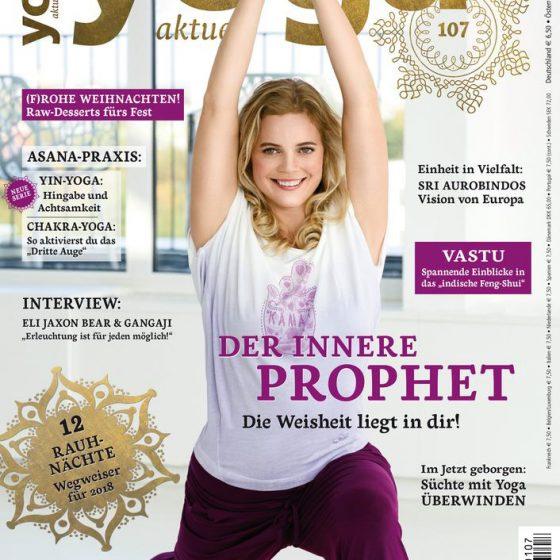 werbefotograf kempten sportfotografie yoga aktuell cover