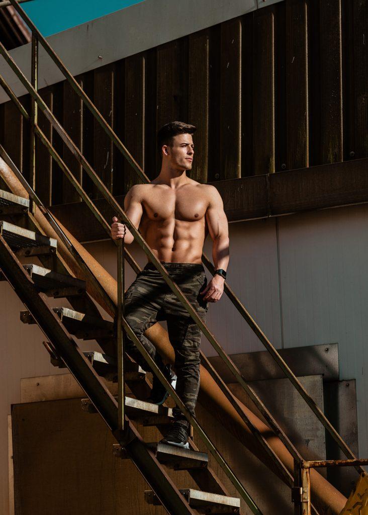 Fitnessbilder mit Nick Jann - edelformat.studio